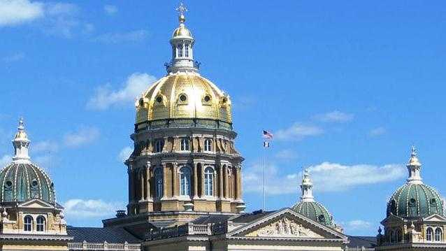Iowa State Capitol (generic)