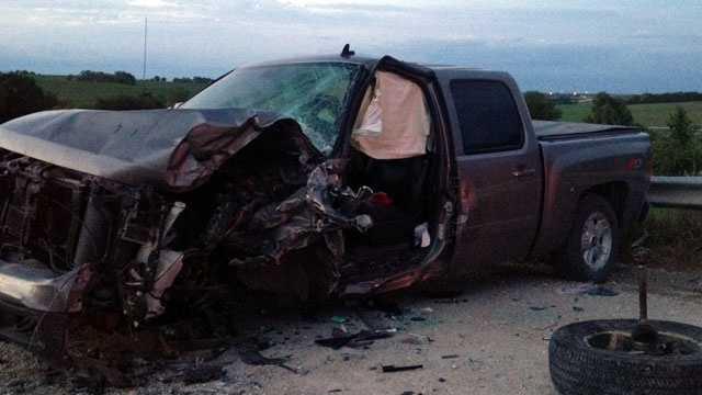 Sarpy County crash