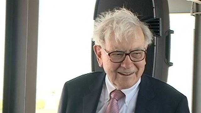 Warren Buffett (Storm Chasers)