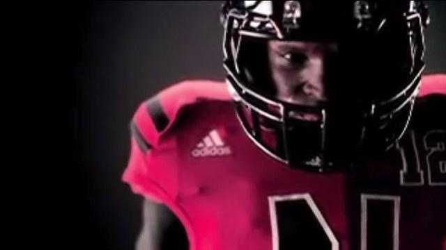 Adidas YouTube video of Husker uniforms
