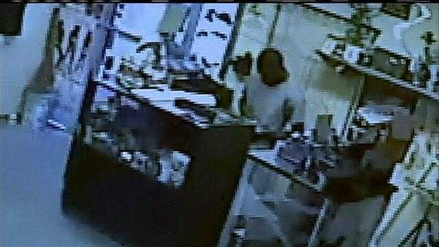 Robbers hold up Exotic Gifts store second time