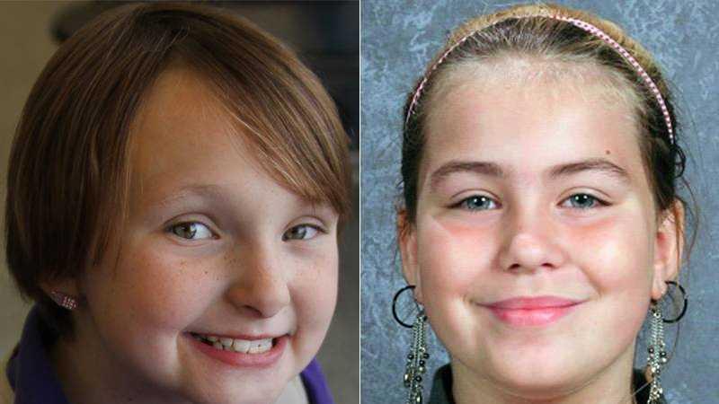 Missing Iowa Girls