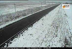 Highway 87: South of Hay Springs