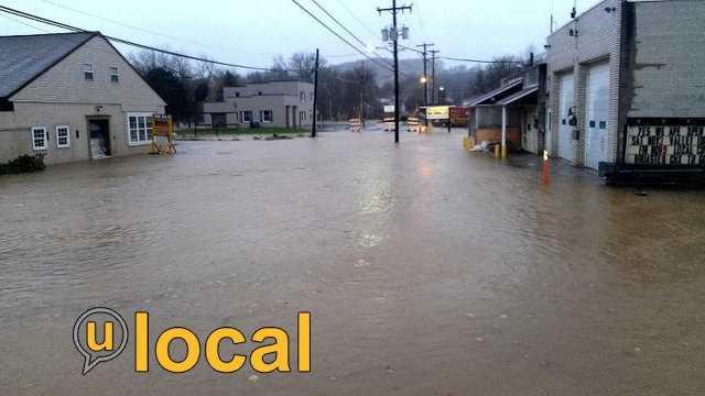 PHOTO: u local Hurricane Sandy photo