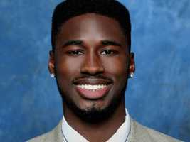 #24 Nevin Johnson, Guard/Forward (Freshman)