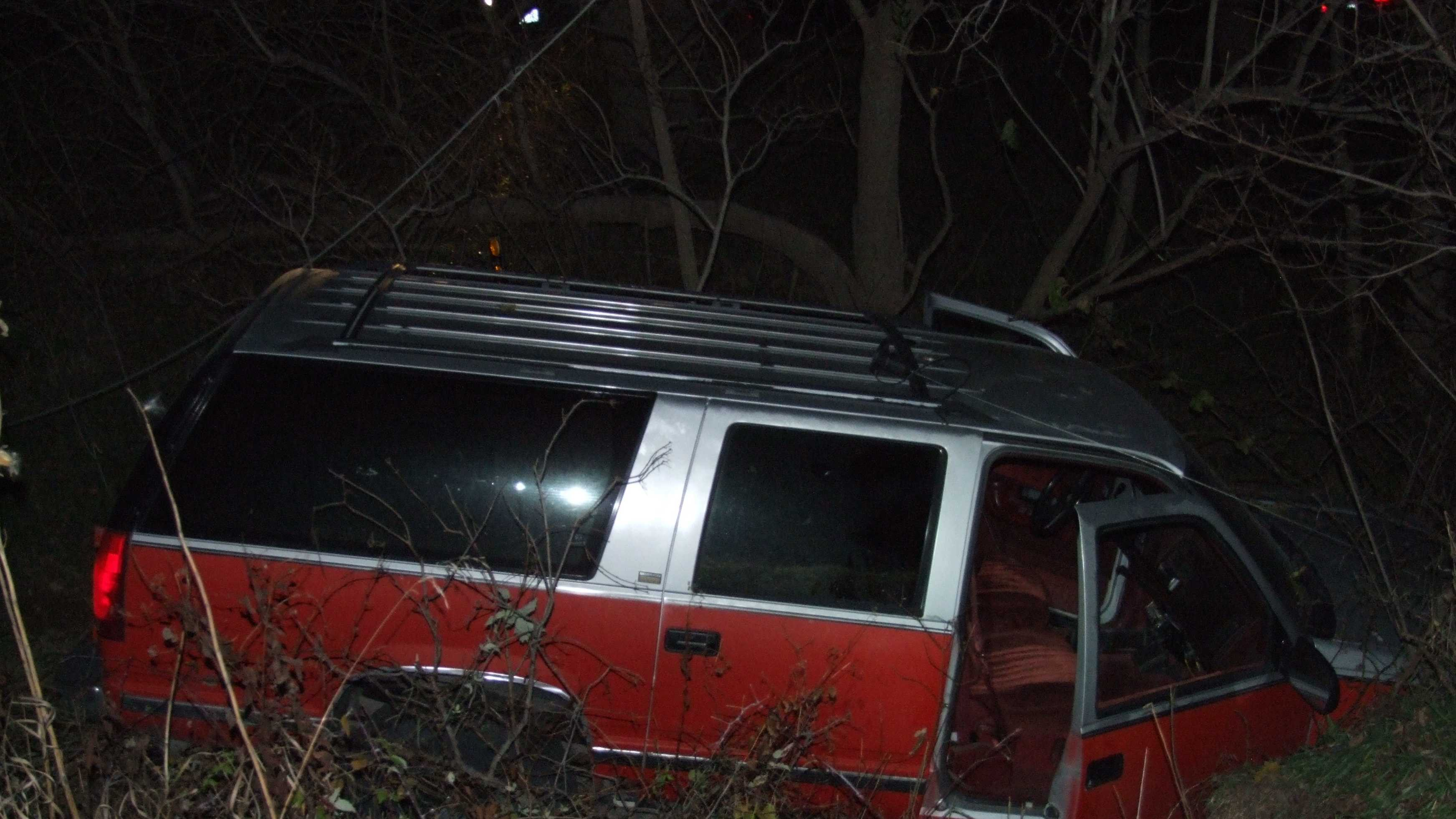 PHOTO: Fatal crash Calhoun Road