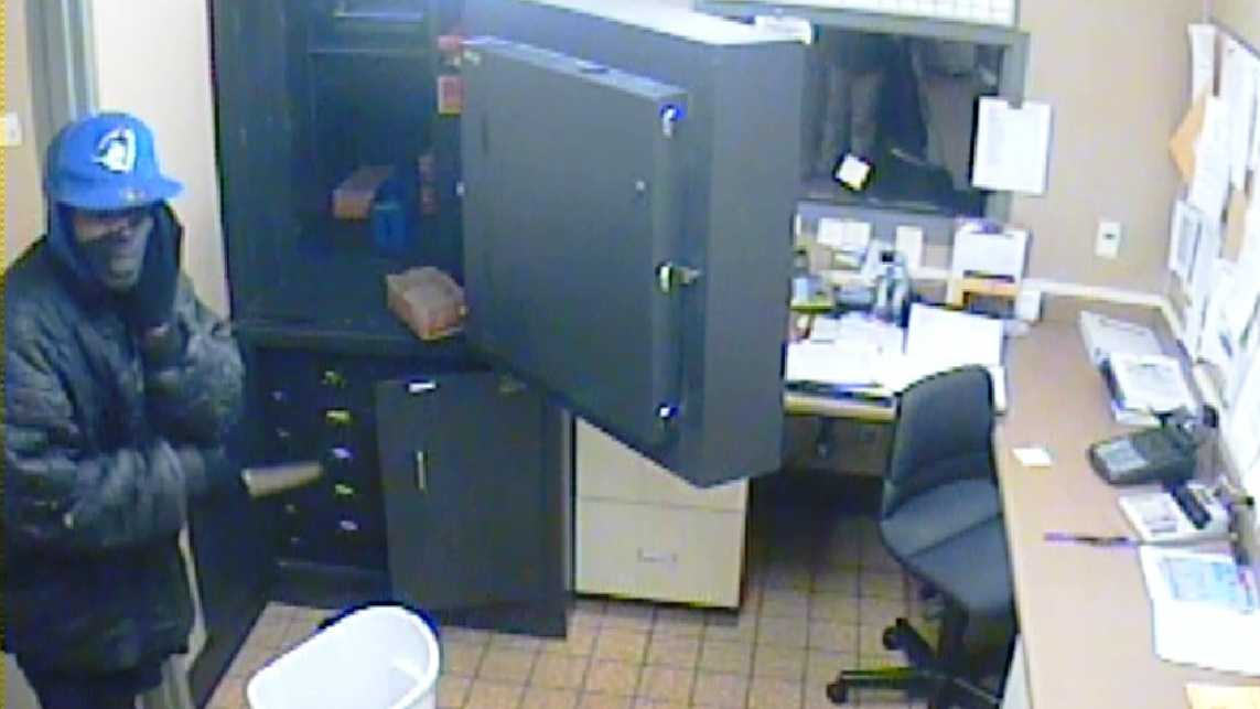 PHOTO: Aldis robbed