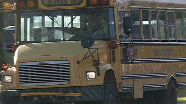 Bus driver refuses to take student home