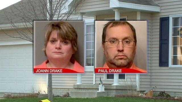 PHOTO: Paul Drake and JoAnn Drake image