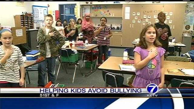 Wilson Focus School tackles student bullying