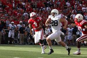 Zach Zwinak scores early with a 50 yard touchdown run.