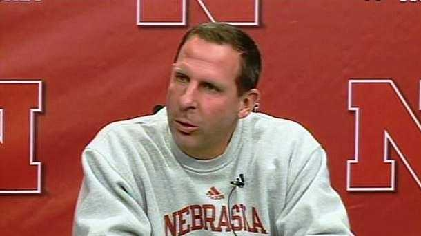 Bo Pelini - Mon. newser - sweatshirt
