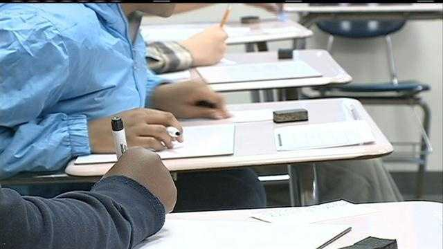 Teachers spotting, stopping metro cheating