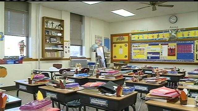 Dozens of students fall ill at metro school
