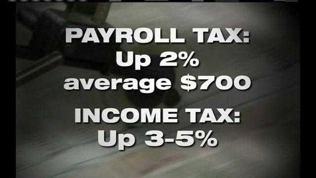 PHOTO: taxes