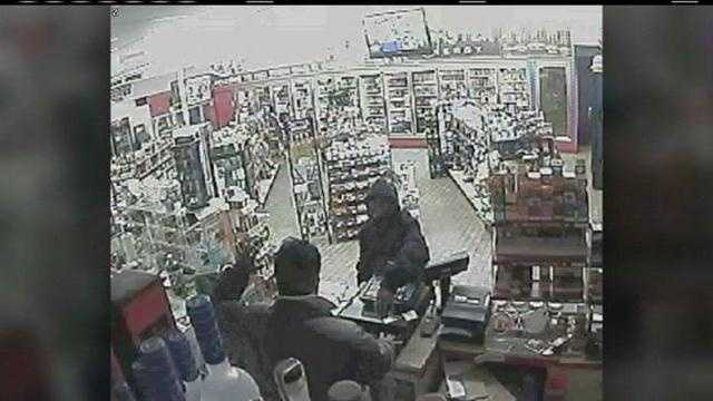 Police see spike in robberies, arrests