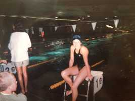 Melissa received a scholarship to swim at Illinois State University. When she transferred to the University of Nebraska Lincoln, she became a member of Pi Beta Phi sorority.