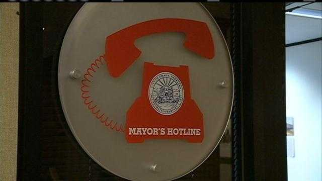 Mayors Office hotline more efficient