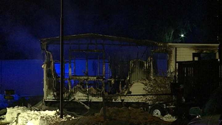 Child among 2 dead in Bellevue fire, family says