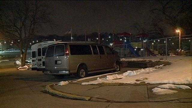 img-Parents say child left in day care van