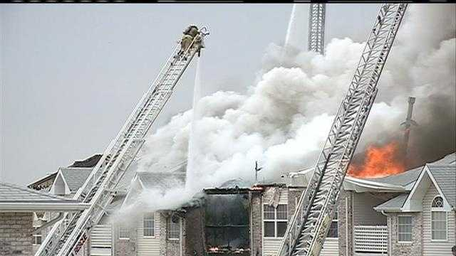 Close call hits close to home for Omaha firefighter