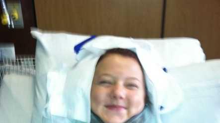 Casey Charf chemo