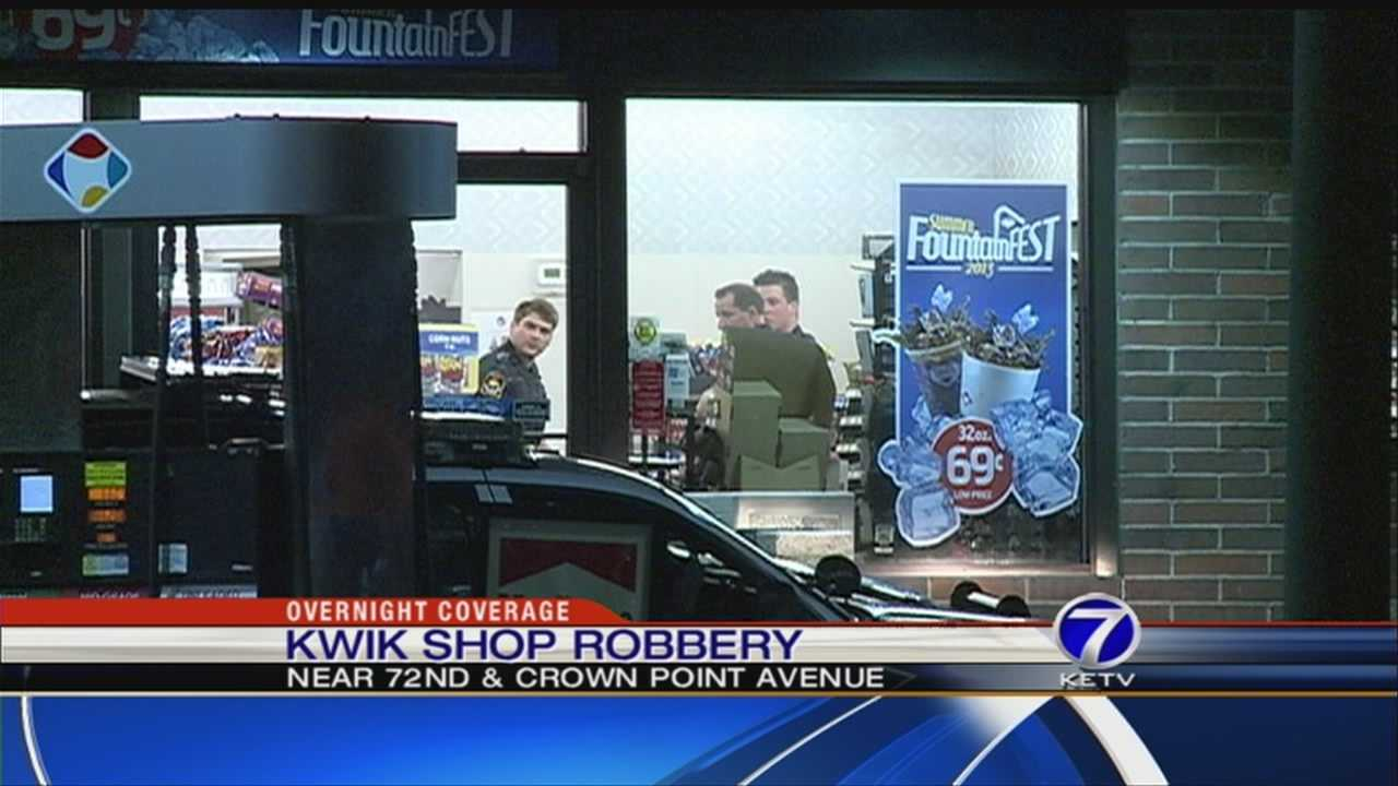 Kwik Shop robbery