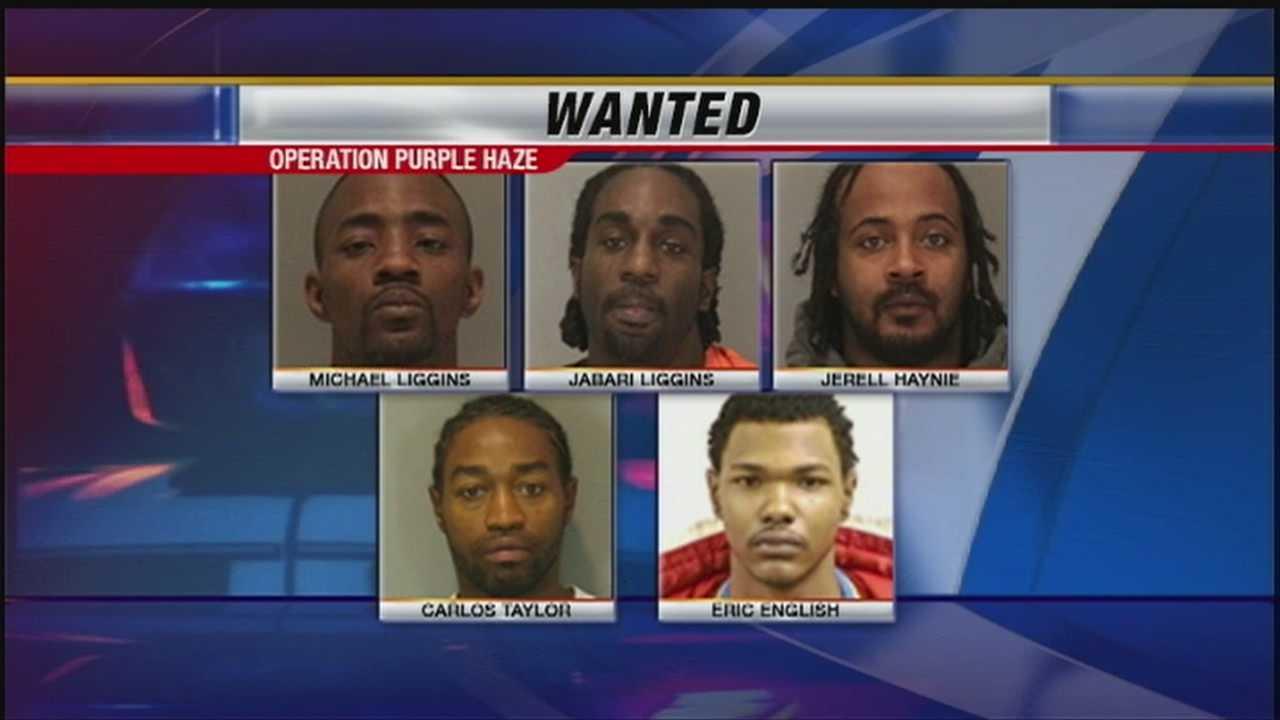 Police make arrests, issue warrants for gang activity