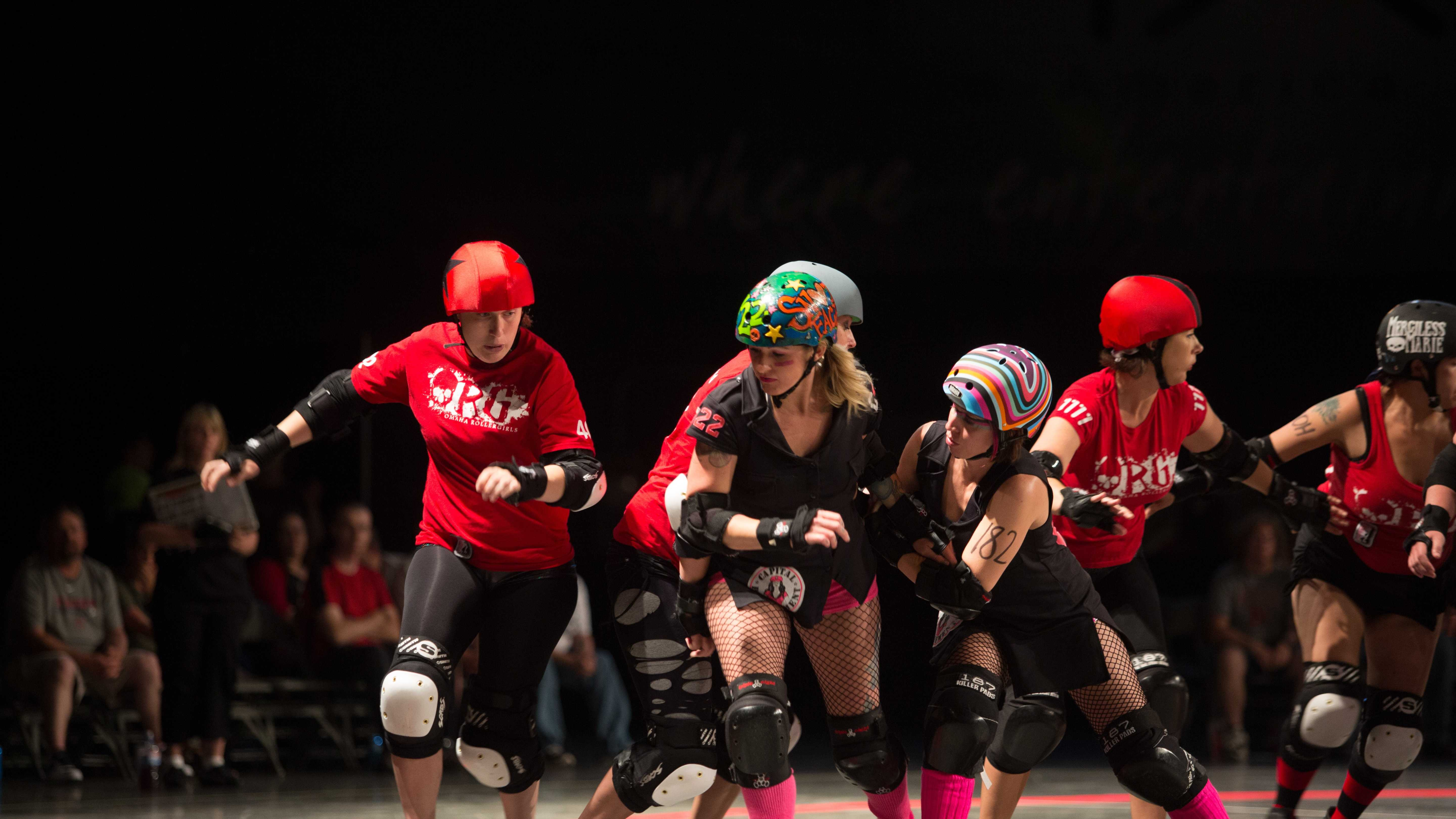 Omaha Rollergirls expect intense bout with rival No Coast Derby Girls