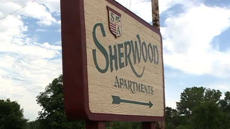 Sherwood apartments