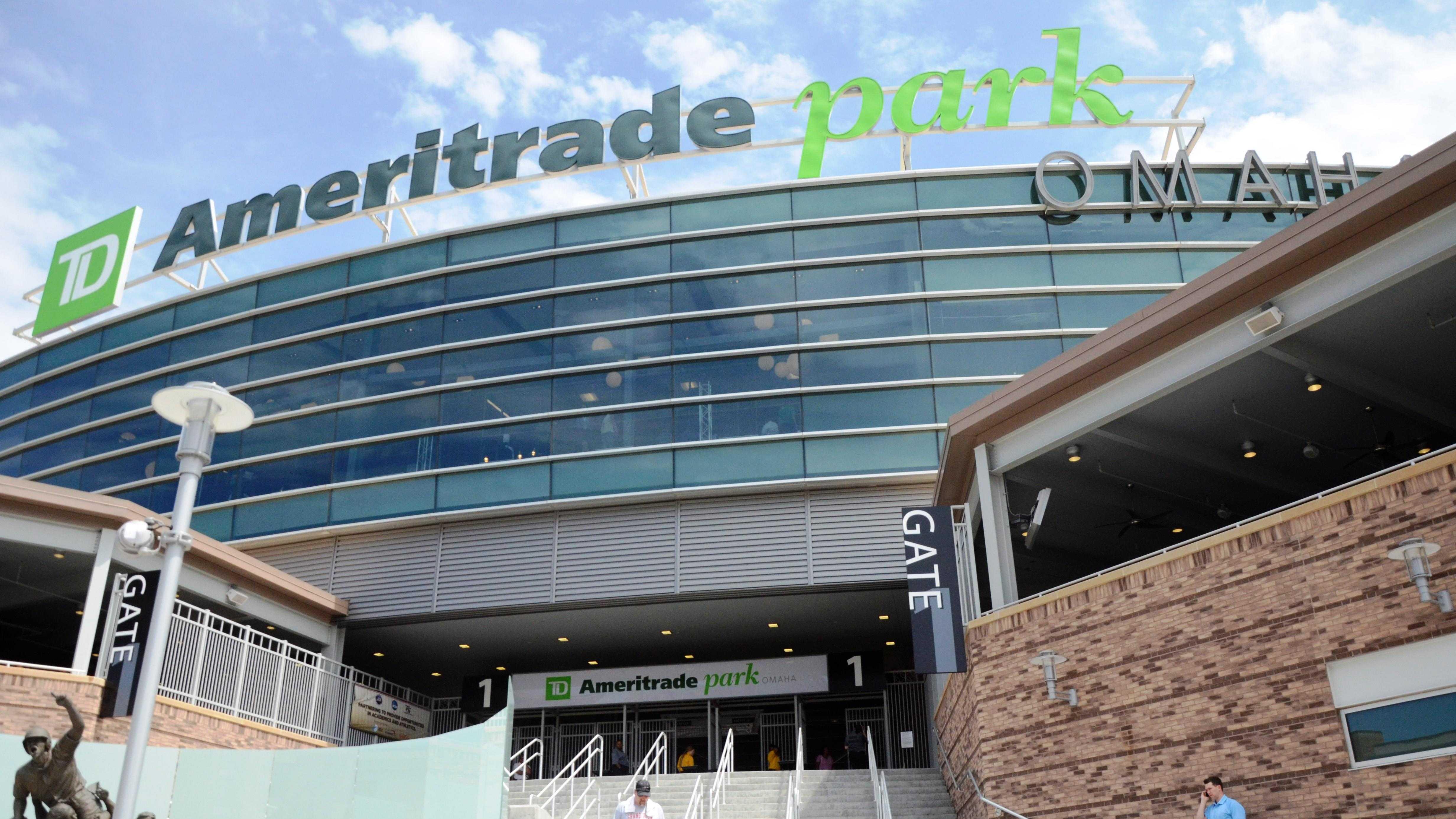 TD Ameritrade Park 6-18-13