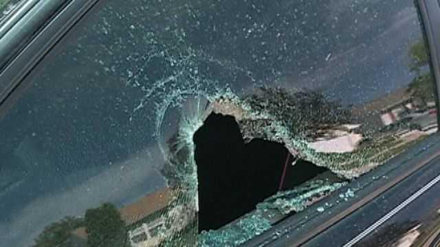 Car breakins