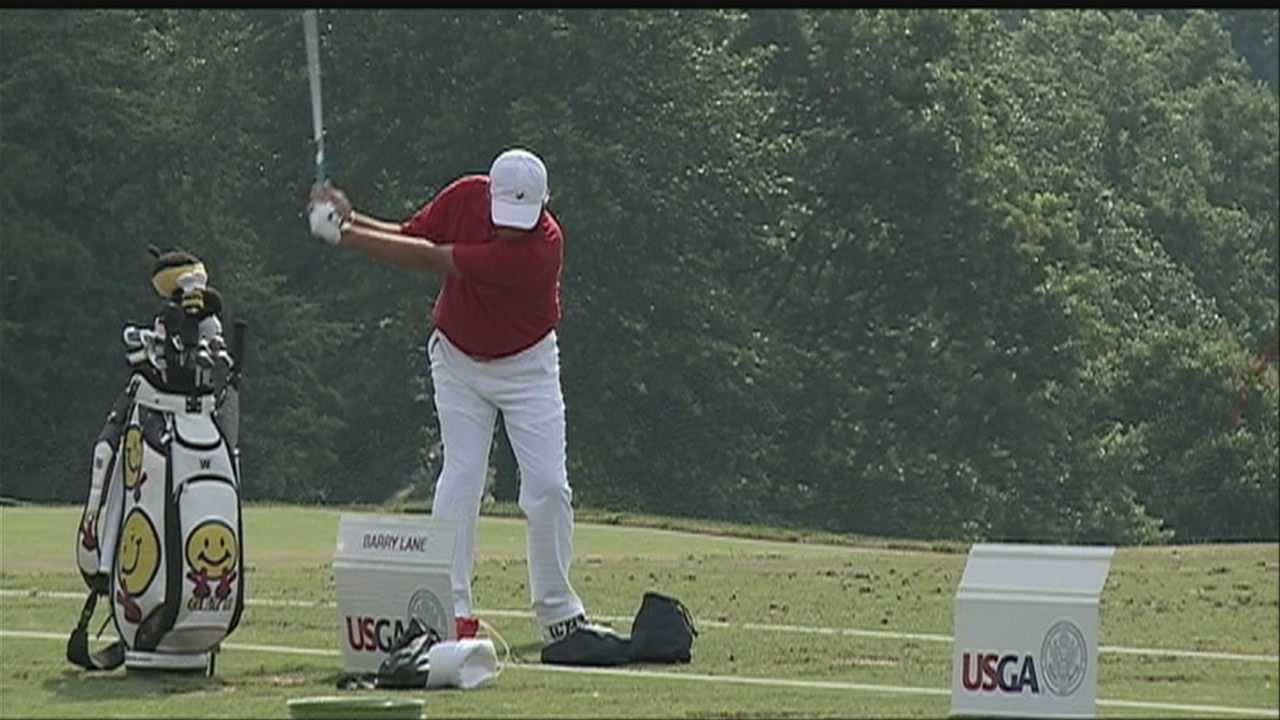 Fans flock to U.S. Senior Open