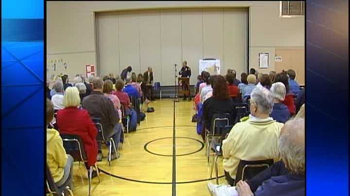 Neighbors learn how to help, stay safe