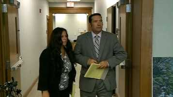Chicago-area attorneys Robert and Alison Motta said they have been hired to represent Anthony J. Garcia.