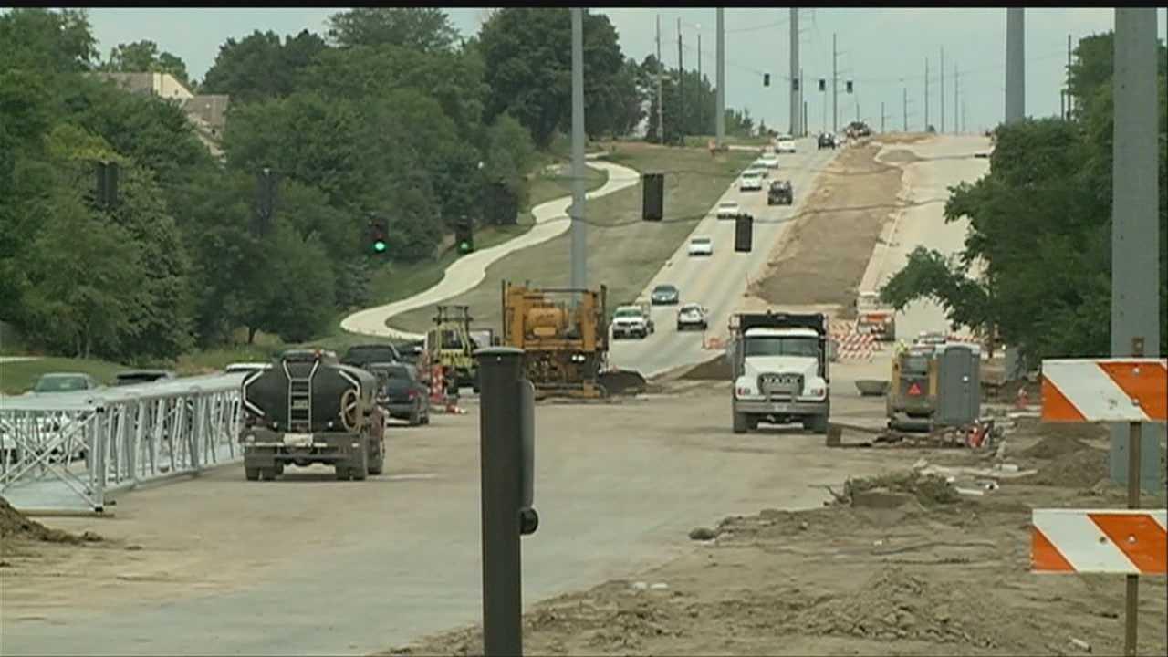 Construction near elementary school causing concerns