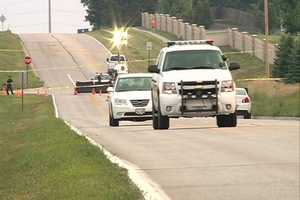 Kruger's body was found about two miles from her home.