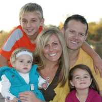 Kruger is survived by her husband Michael-Ryan Kruger and her three children.