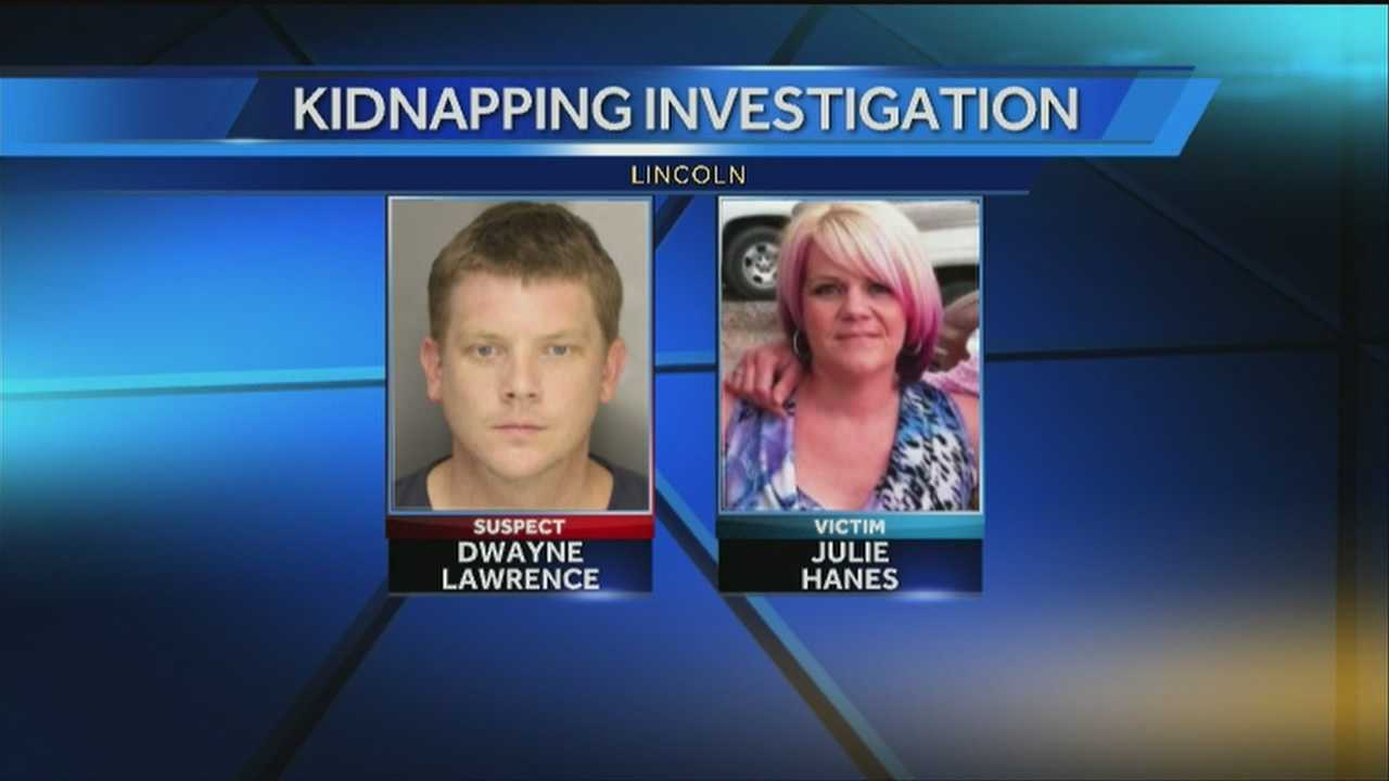 Police: Man kidnapped soon-to-be ex-wife in Lincoln