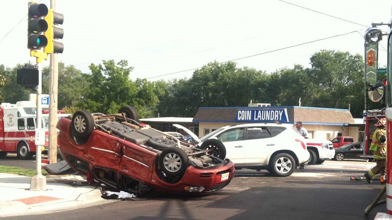 crash Leavenworth