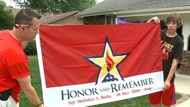 honor flag
