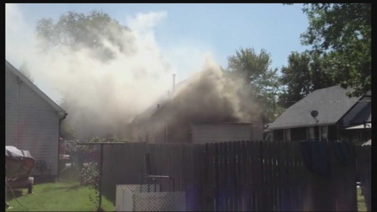 Investigators: Hate crime sparks house fire