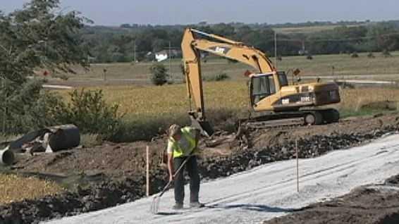 Trail construction
