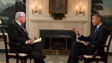 KCCI Obama interview