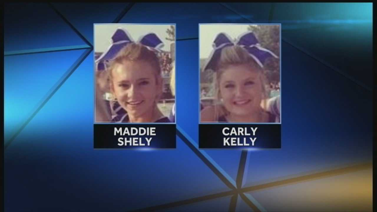 Community prayers for girls' recovery