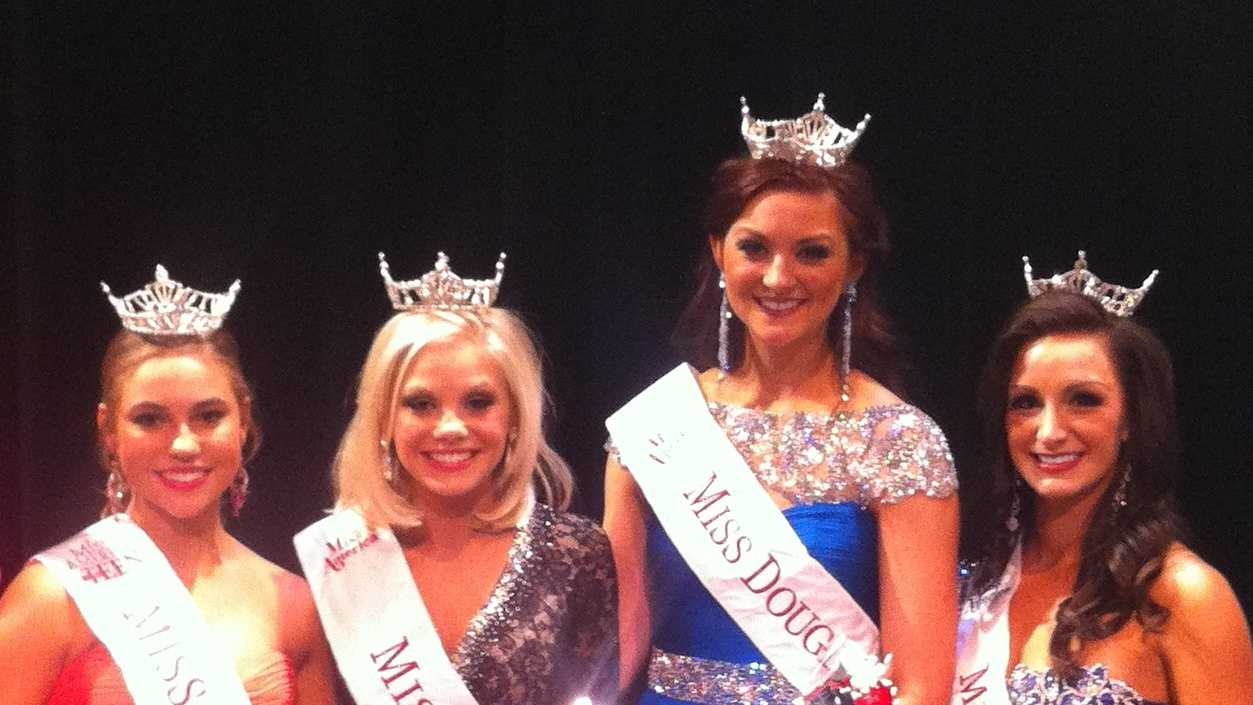 Miss Omaha 2014