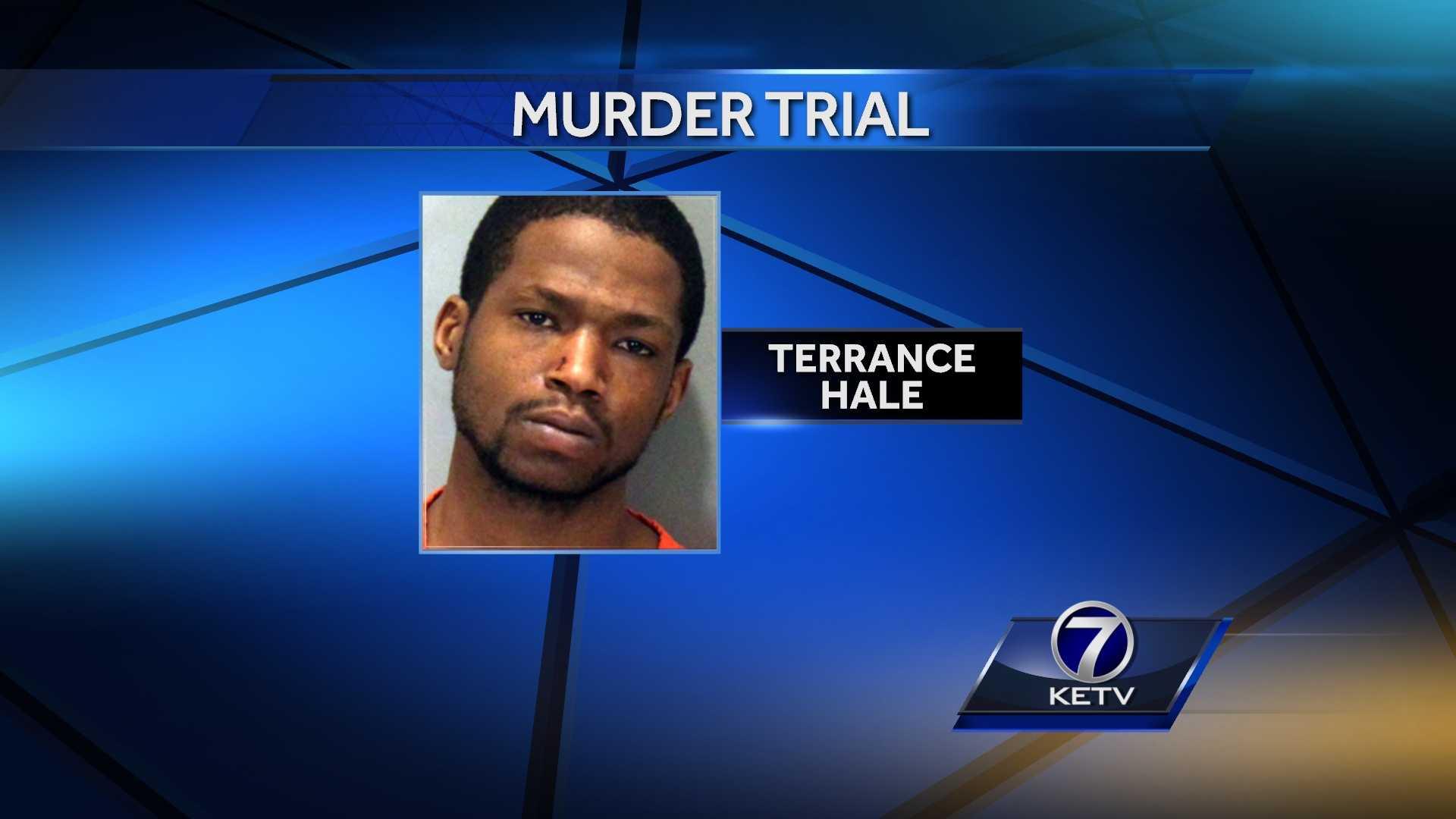 Terrance Hale - murder trial gfx