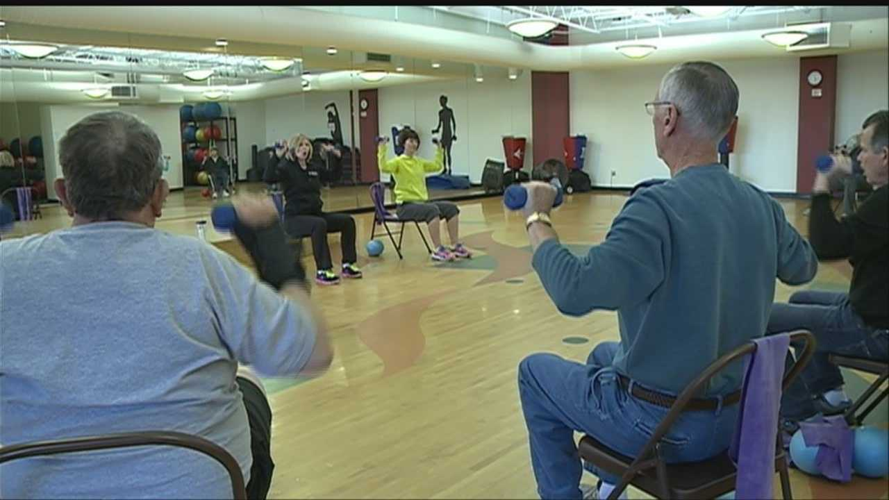 Class hopes to delay Parkinson's disease