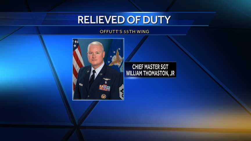 Offutt commander