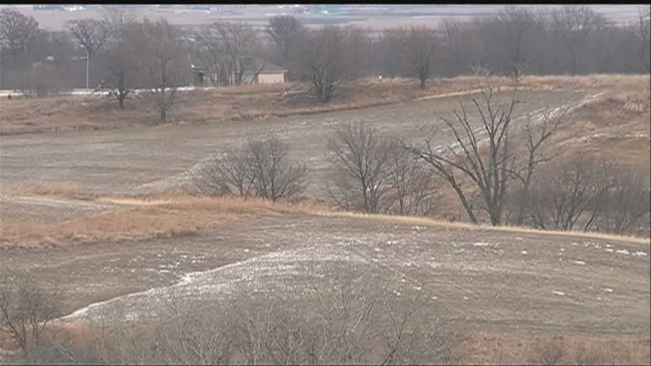 Dry weather means future crop problems for area farmers